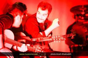 کنسرت شهرام شکوهی در کیش - نوروز 1393