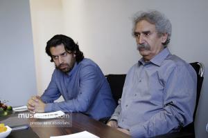نشست خبری گروه شمس - 28 تیر 1395