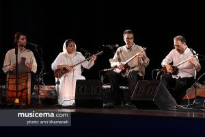 کنسرت گروه شمس در تالار وحدت - 30 تیر 1395