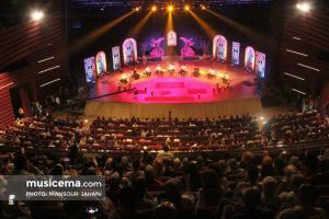 کنسرت همایون شجریان و گروه شمس (پورناظری ها) در قونیه - 3 مهر 1397
