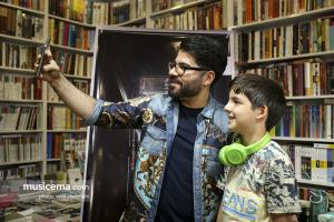 جشن امضای کتاب ترانه «هنوزم همونم» اثر «سهیل حسینی» - 8 شهریور 1398