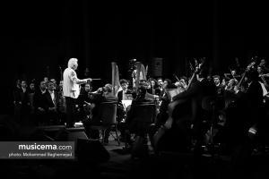 کنسرت ارکستر فیلارمونیک شهر تهران - 12 مرداد 1398