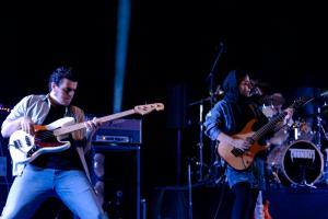کنسرت گروه تندر - 14 تیر 1396