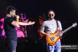 کنسرت زانیار خسروی - سی و سومین جشنواره موسیقی فجر - 24 دی 1396