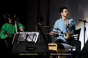 کنسرت گروه موسیقی سنتی ژوان در کیش - نوروز 93