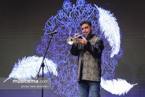 مراسم رونمایی از آلبوم عاشورایی «سربلندان» به آهنگسازی محسن جلیلی