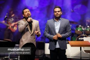 کنسرت عاشقانه های پاپ با اجرای شش خواننده و تنظیم های رضا تاجبخش