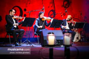 کنسرت سالار عقیلی - بهمن 1397