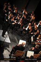 اجرای ارکستر سمفونیک ملی ایران - اردیبهشت 1394