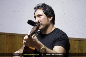 تمرین کنسرت مسعود امامی - دی ماه 1393