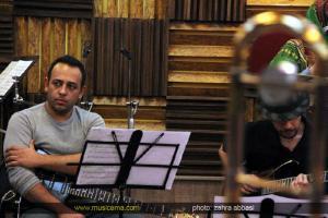 نشست خبری ارکستر بادی بزرگ «آرس نوا» - شهریور 1393