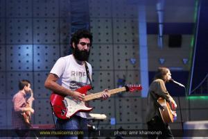 کنسرت گروه کامنت - مهر 1393