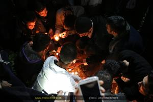 گردهمایی دوستداران پاشایی در پارک لاله تهران