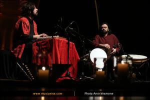 کنسرت چون سنگ چون آتش - بهمن 1393