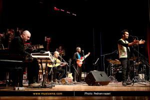 کنسرت گروه داماهی - دی ماه 1393