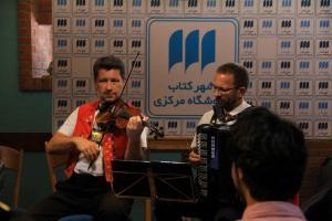 اجرای گروه سوئیسی The Quartet Laseyer در نشیت قهوه و موسیقی - 11 مرداد 1396