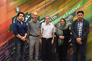 یازدهمین جشنواره ملی موسیقی جوان - روز پنجم - 13 شهریور 1396
