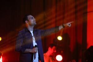 کنسرت سیامک عباسی در همدان - 24 اسفند 1396