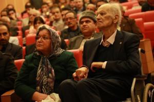 مراسم رونمایی کتاب و آلبوم «موسیقی حماسی و آیینی مازندران» با صدای ابوالحسن خوشرو در آمل