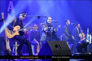 کنسرت گروه سون - دی ماه 1393