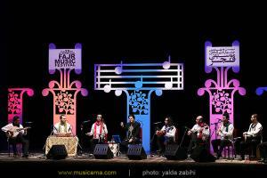 کنسرت سالار عقیلی - جشنواره 29 موسیقی فجر