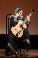 رسیتال گیتار لیلی افشار - مرداد 1393