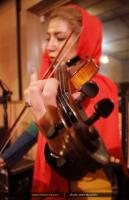 تمرین محمد اصفهانی و گروه ارکسترش برای کنسرت
